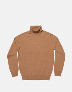 CASHMERE TURTLE-NECK
